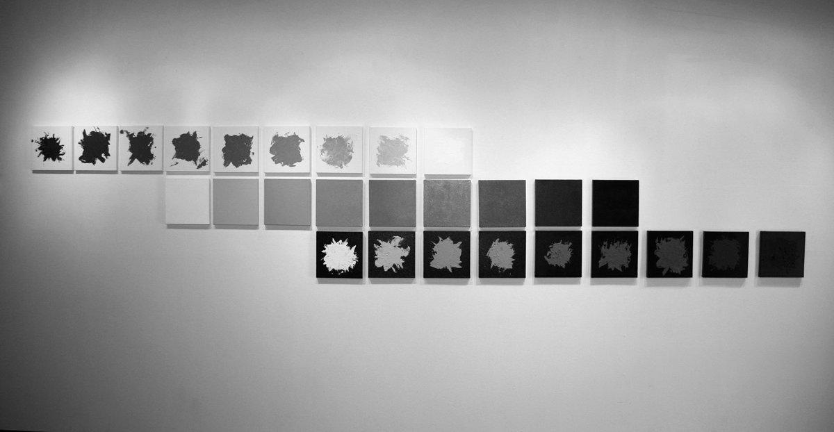 Art at l p zimmermann visual artist for Minimal art gallery